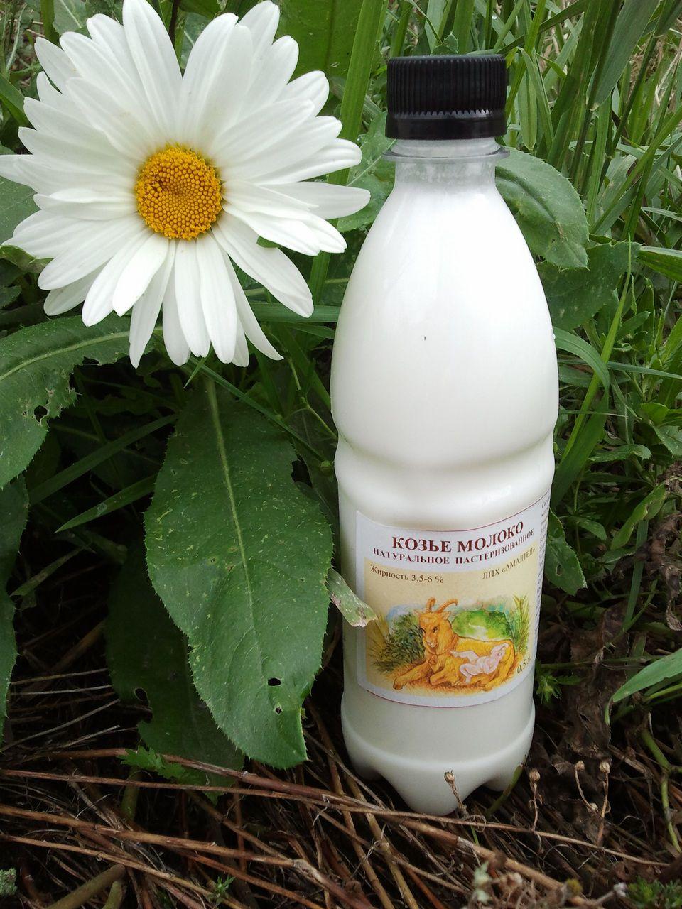 Козье молоко в косметике в домашних условиях